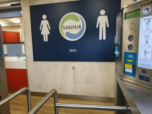 benesova trida bus station brno new bathrooms 3