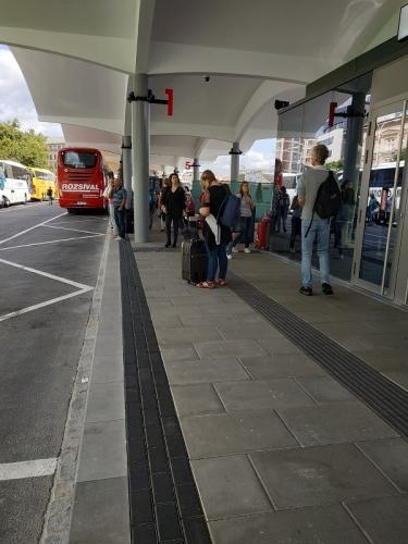 benesova trida bus station brno new bathrooms 4